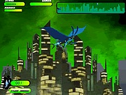 Ben 10 alien force the protector of earth játék