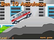 Ben 10 ambulance game Ben 10 j�t�kok