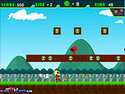 Ben 10 in Mario world Ben 10 j�t�kok