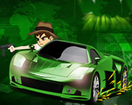 Ben 10 mafia hunter j�t�k