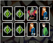 Ben 10 monster cards j�t�k