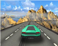 Car impossible stunt driving simulator online