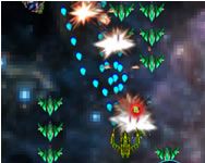 Infinity war galaxy space shooter game 2d online